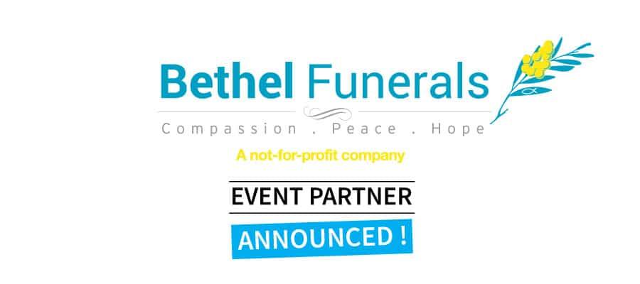 Event Partner Announced – Bethel Funerals
