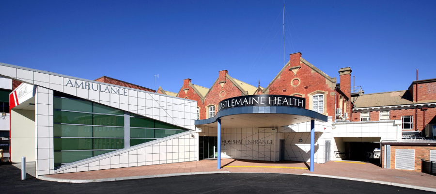 Castlemaine Health launches staff safety program