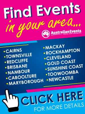 Events in your area